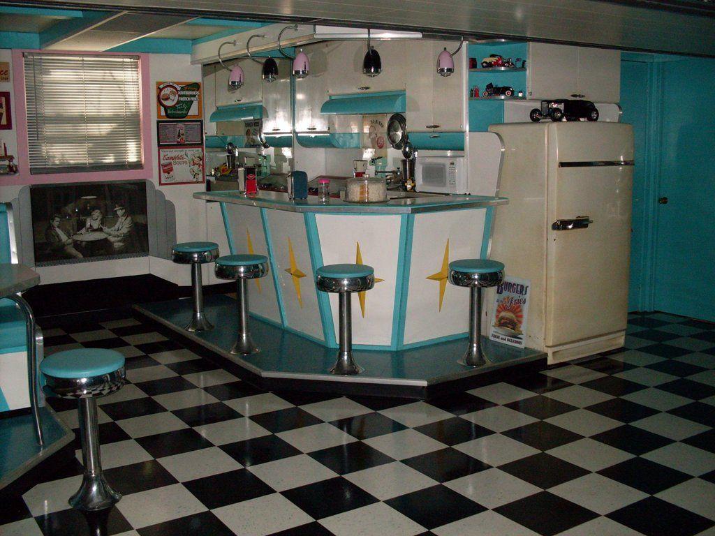 kitchen table restaurant Retro kitchen table sets