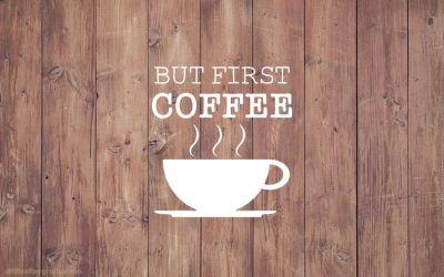 But First Coffee | Lockscreen | Pinterest | Coffee, Wallpaper and Laptop wallpaper