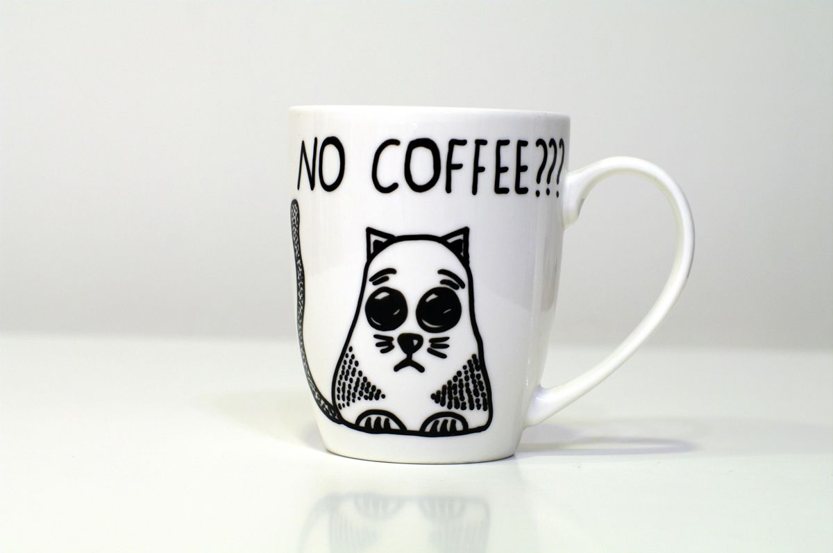 Fullsize Of Handmade Cat Mug
