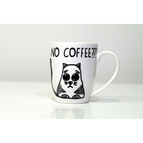 Medium Crop Of Handmade Cat Mug