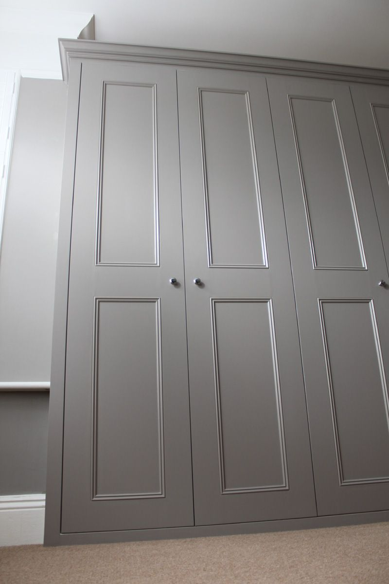 mdf kitchen cabinet doors Fitted wardrobes examples in London wardrobe interior design pictures check our alcove units and bookshelves with cupboards and floating shelves