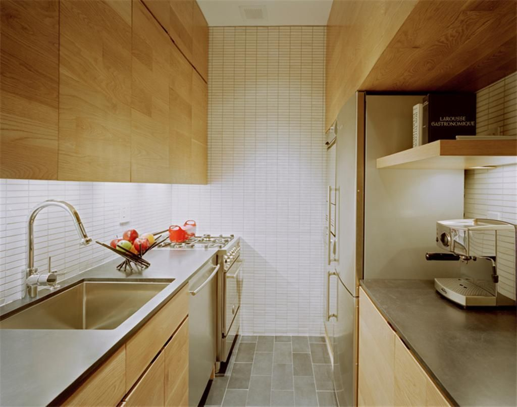 small kitchen designs Architectural House Designs Galley Kitchen Designs Small Galley