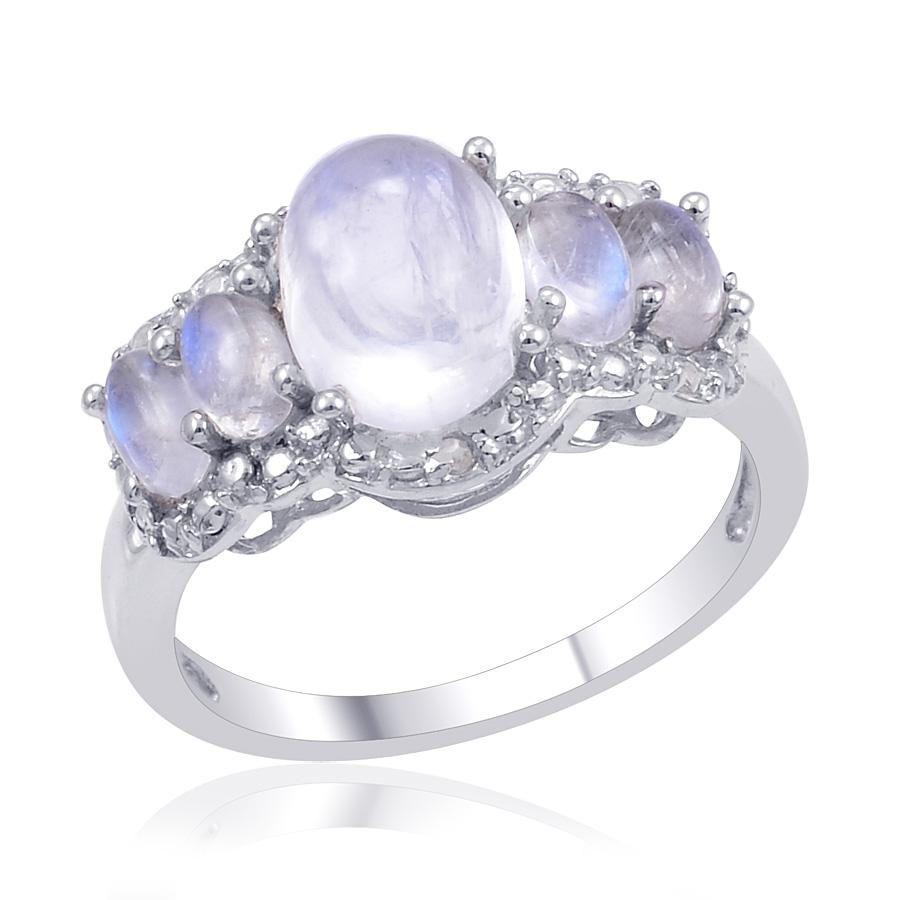 moonstone wedding rings moonstone engagement ring Google Search