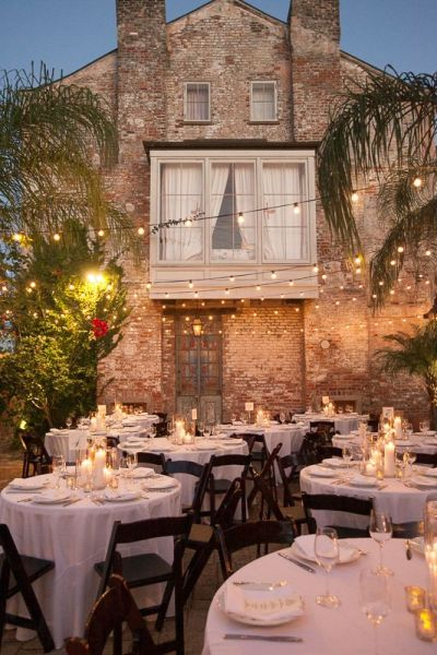 wedding details, outdoor wedding venue, southern wedding ...