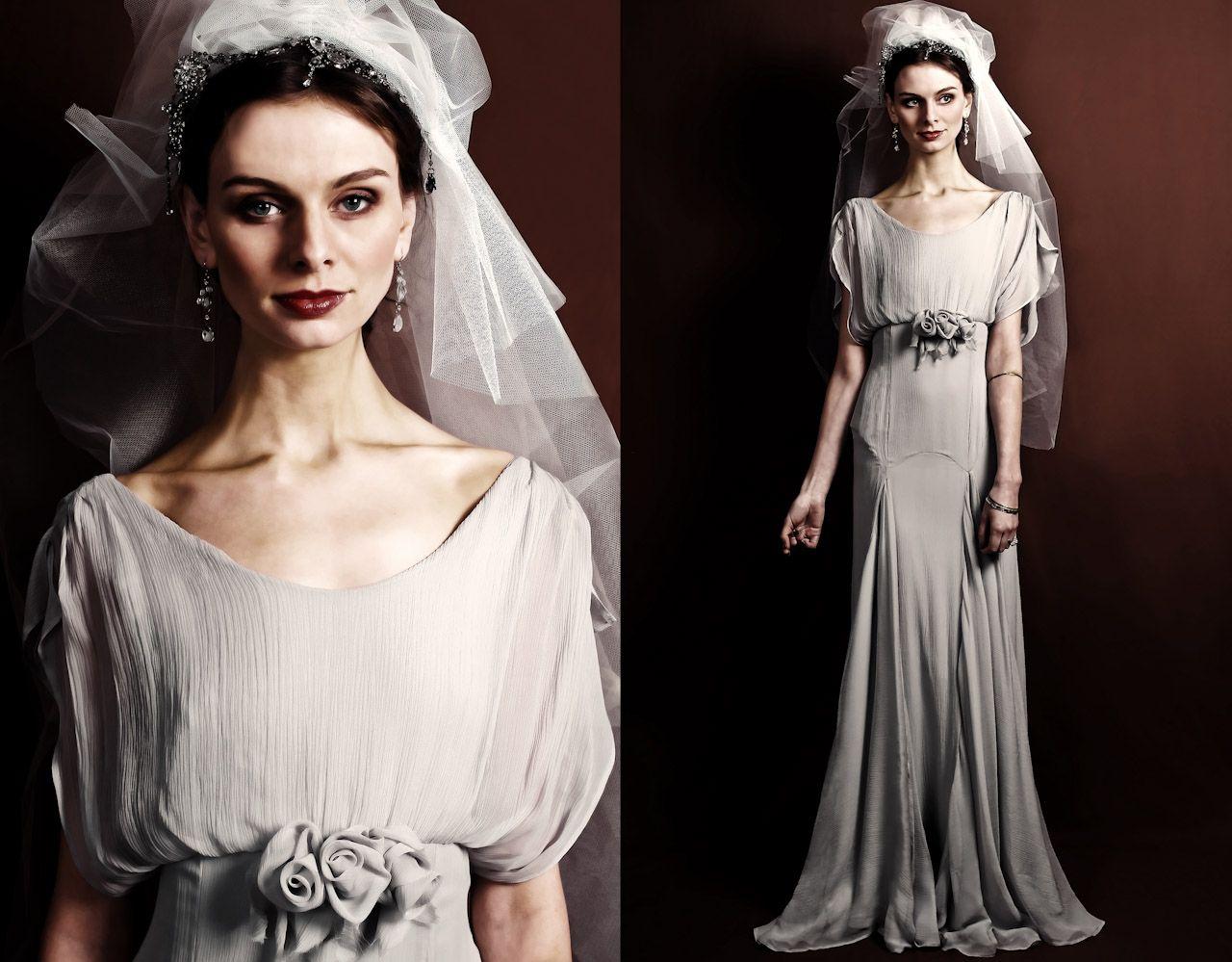 retro wedding dresses Vintage Inspired Wedding Dresses for Classic Wedding Wedding Sunny
