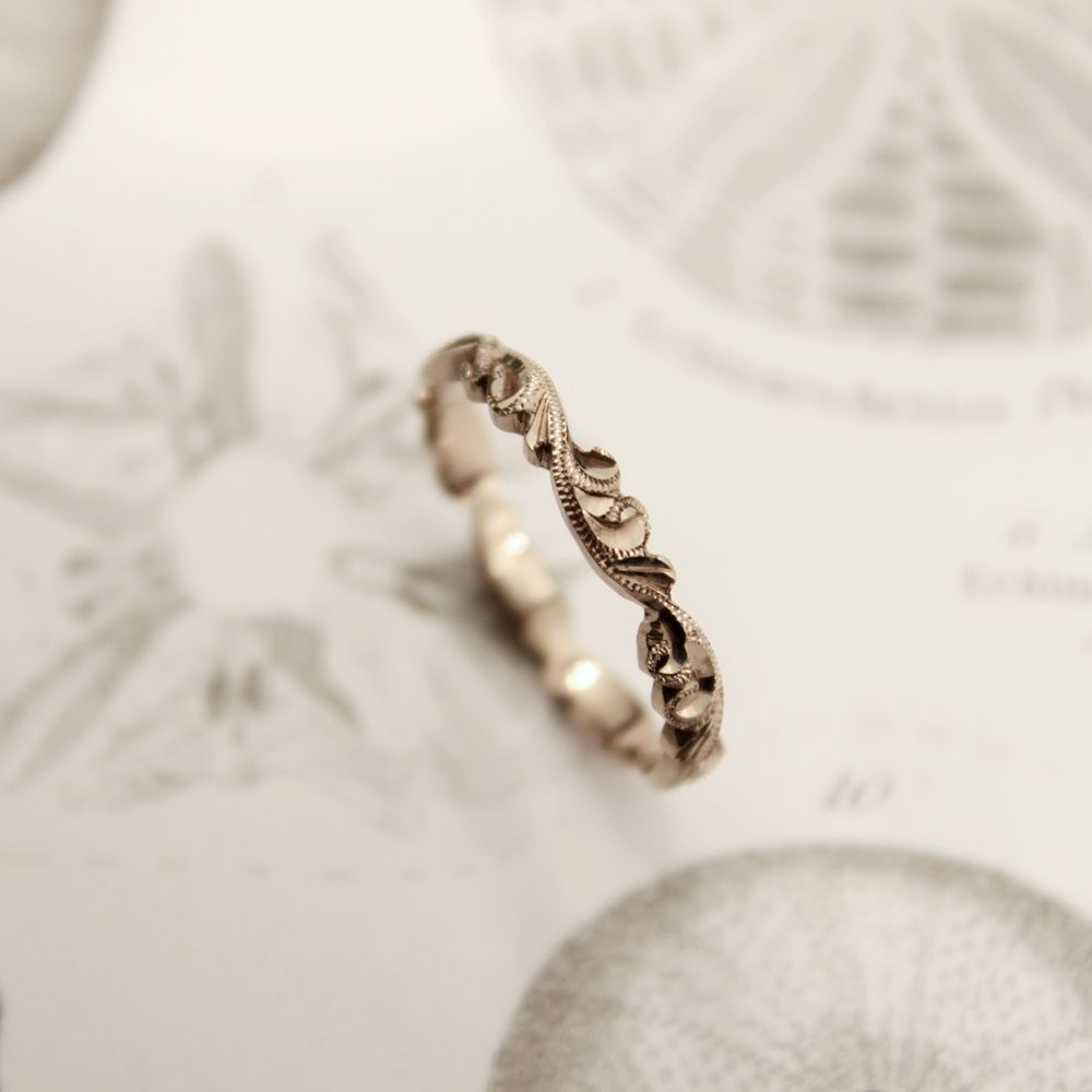 vintage wedding bands pretty vintage wedding band Do not usually do the wedding things but I love