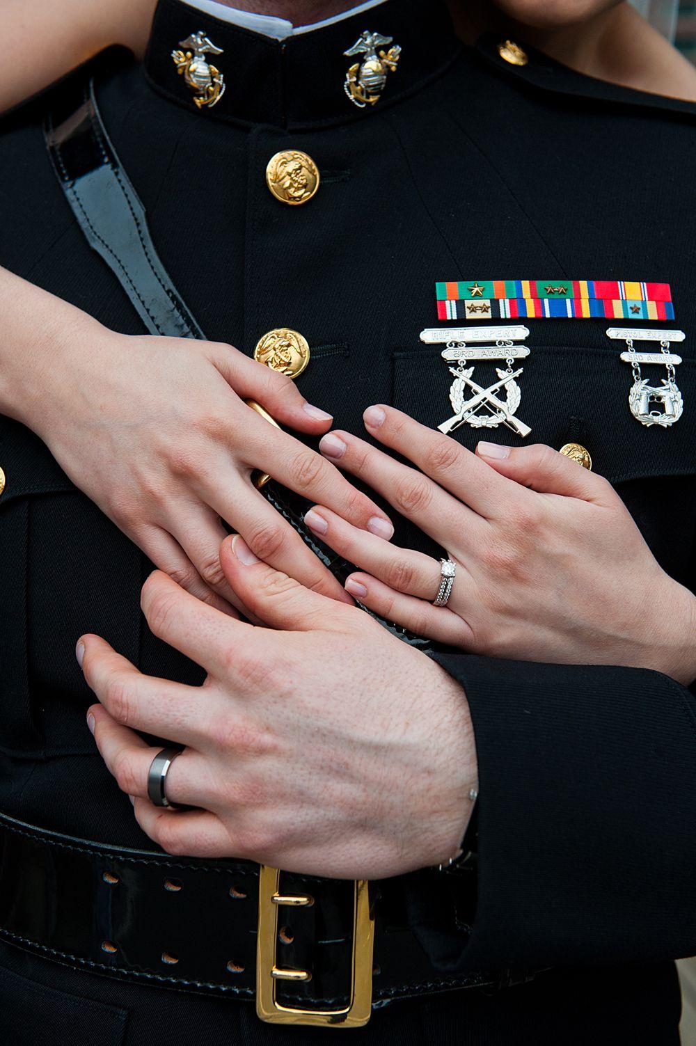 usmc wedding band Marine Mania United States Marine Corps USMC Marines Devil Dogs Leathernecks