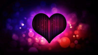 HEART Desktop Wallpaper | Valentine Love Heart hd wallpapers | HEART WALLPAPERS | Pinterest ...
