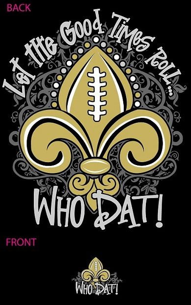 Best 25+ New orleans saints shirts ideas on Pinterest | New orleans saints game, New orleans ...