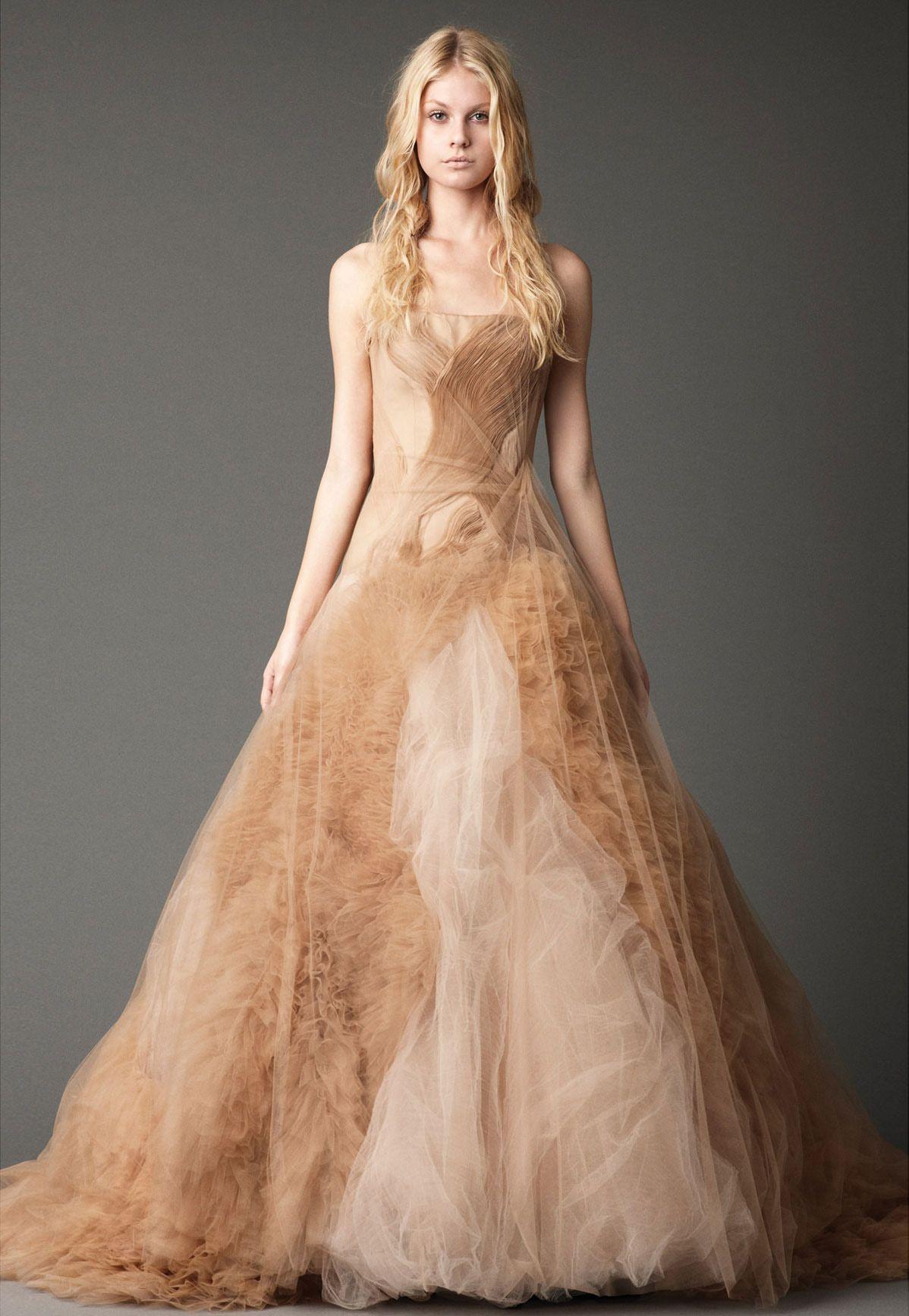 wedding dresses for fall Bridal