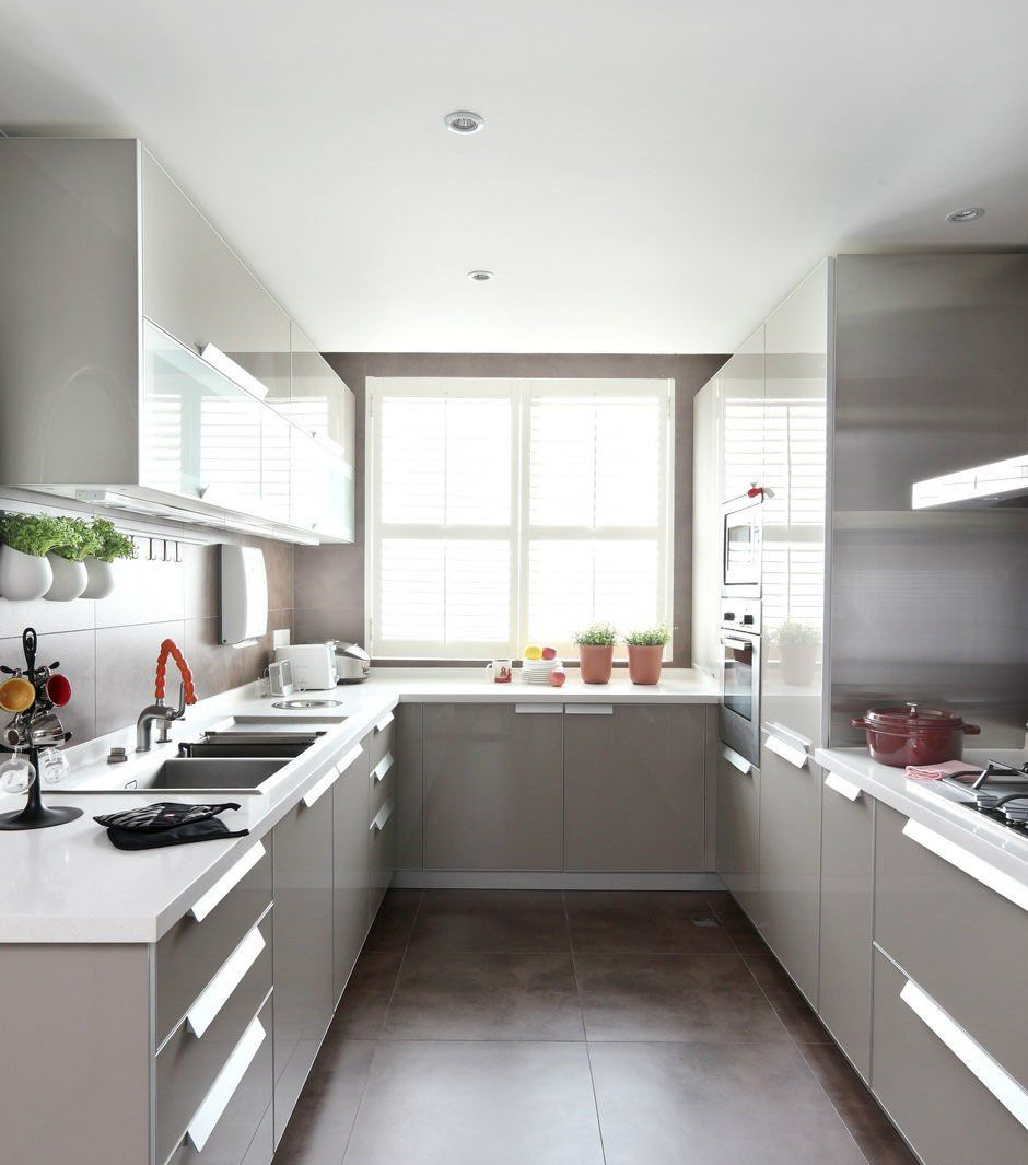 u shaped kitchen designs small u shaped kitchen designs