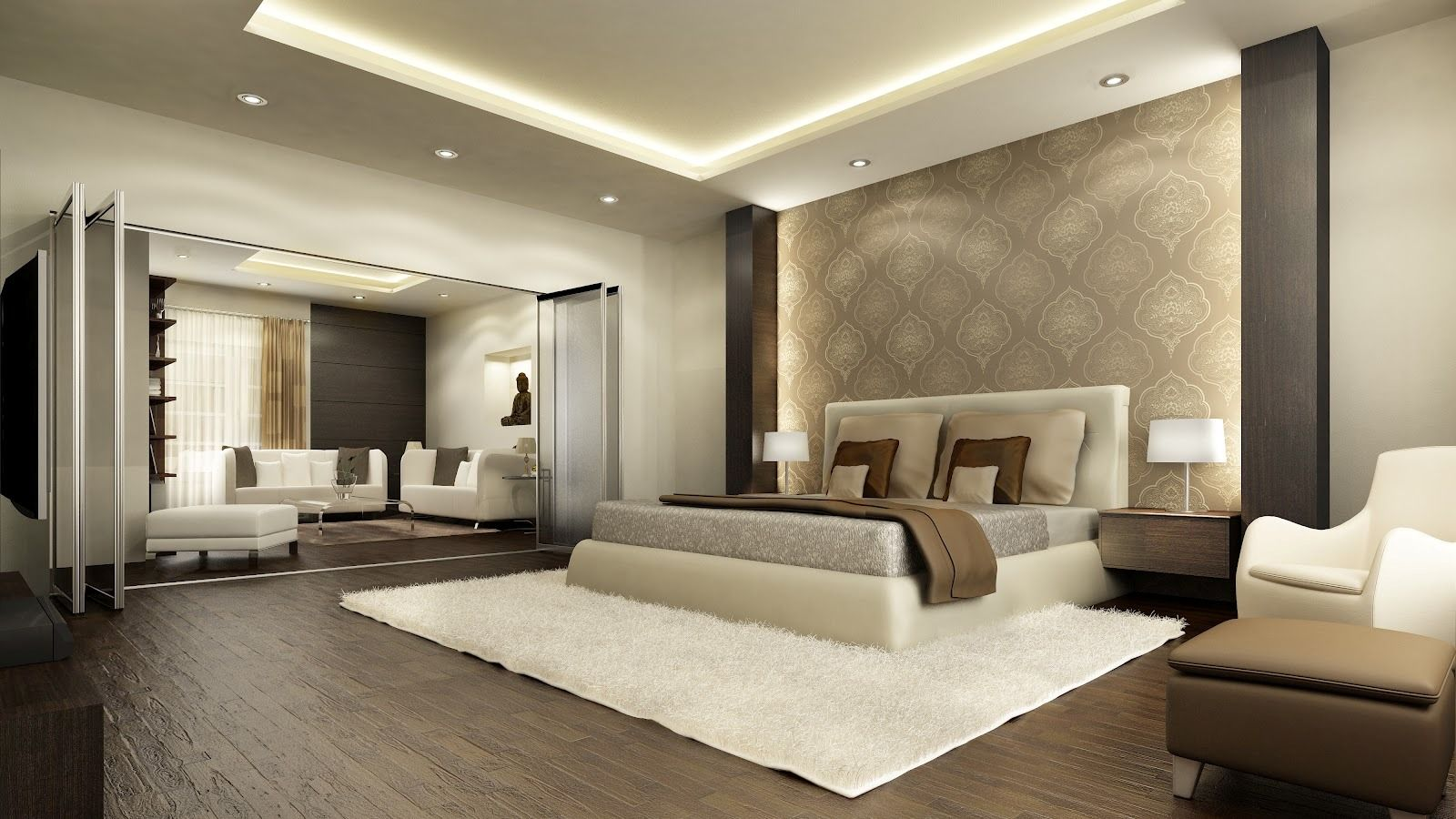 Modern Design For Bedroom 1000 Ideas About Modern Luxury Bedroom On Pinterest Bedrooms