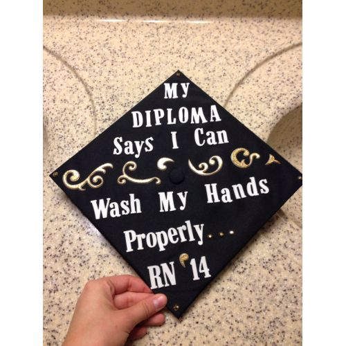 Medium Crop Of Nursing Graduation Caps