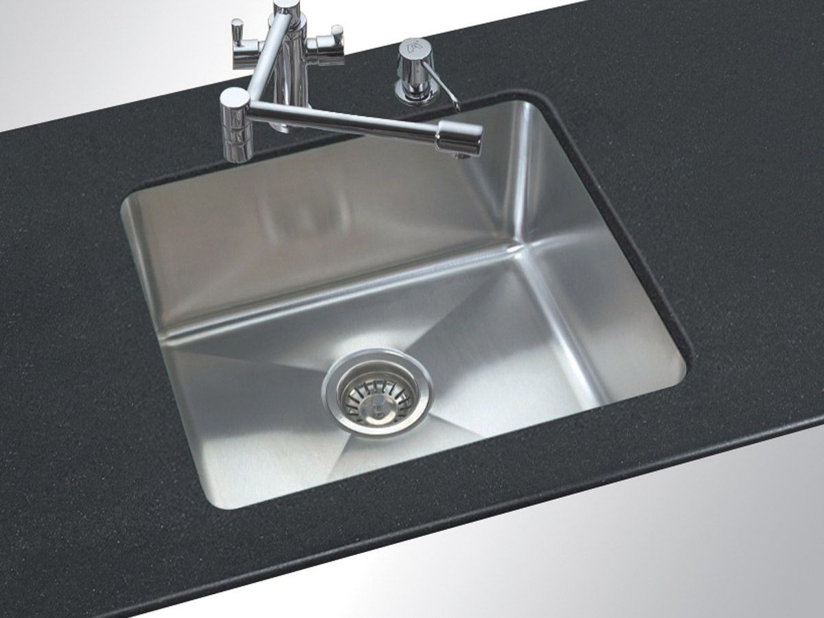 undermount kitchen sinks Reece AFA Cubeline Undermount Kitchen Sink