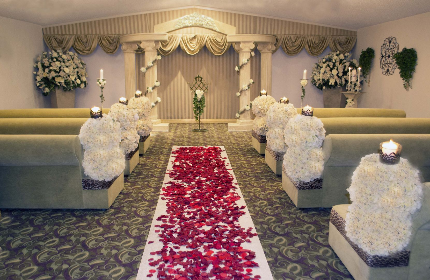 wedding chapel las vegas Belleza Wedding Chapel Las Vegas is one of the most romantic