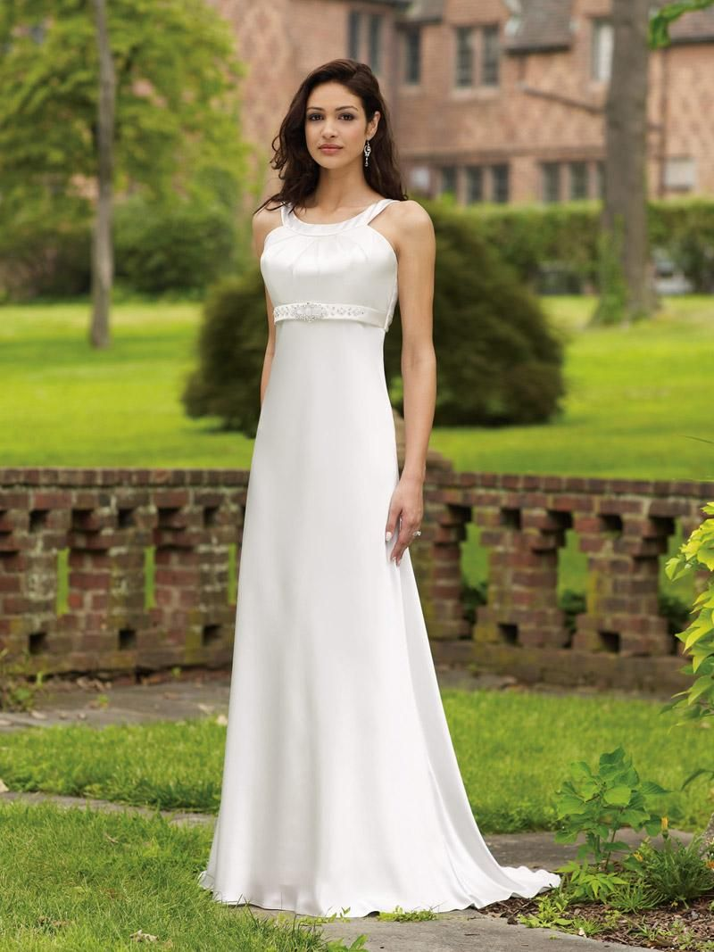 informal wedding dresses Elegant And Classy Simple Wedding Dresses