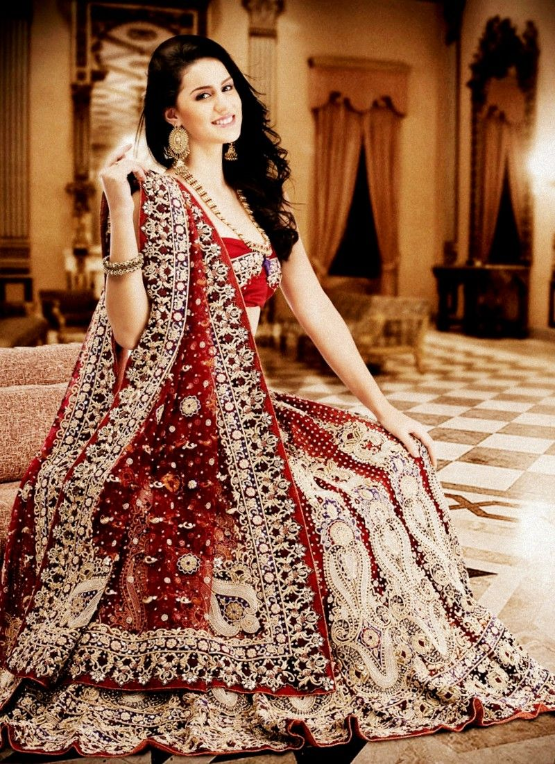 indian wedding dresses online Falling In Love With Indian Wedding Dresses