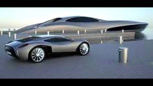 Medium Of Bill Gates House And Cars