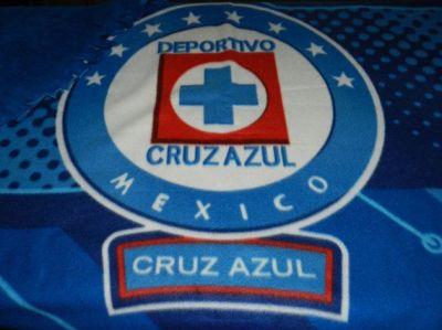Cruz Azul Futbol Club Soccer Fleece ties blanket by gmalib327, $35.00 | Cruz azul ♡ | Pinterest ...