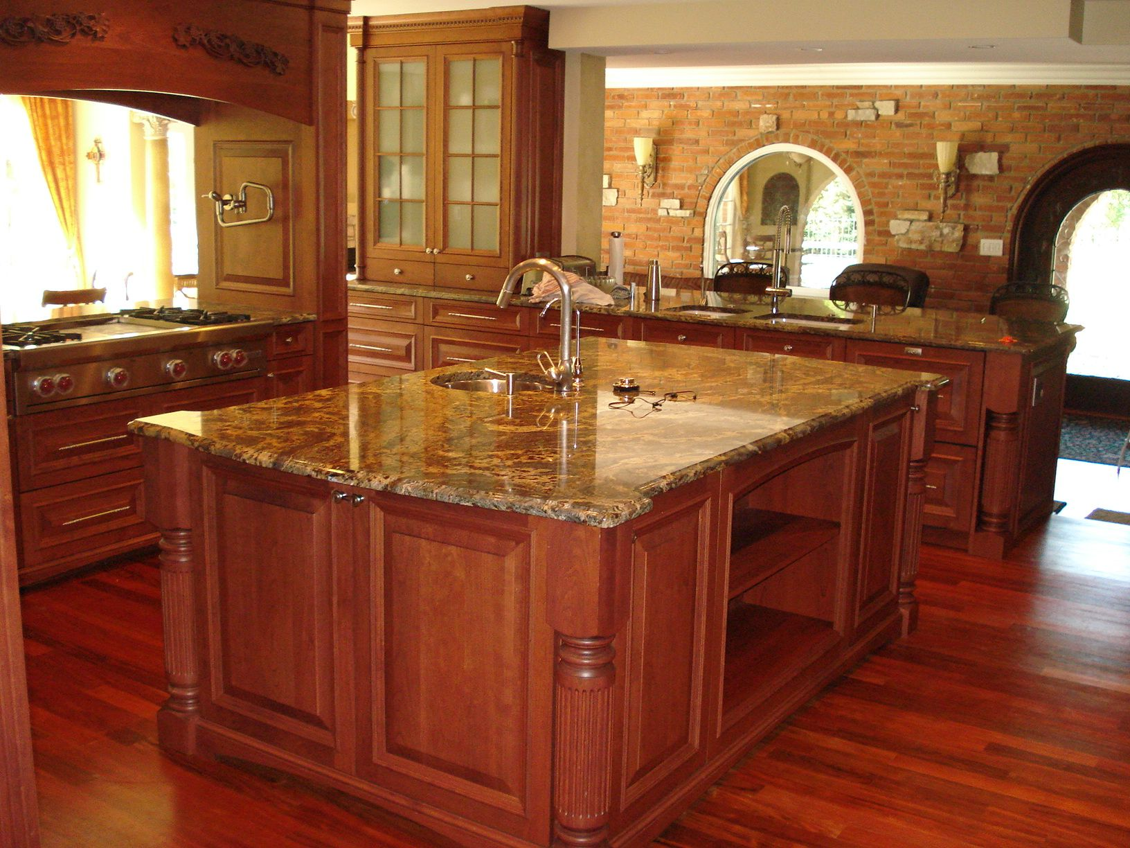 marble or granite countertops marble kitchen countertops 17 Best Images About Counter On Pinterest Countertops In