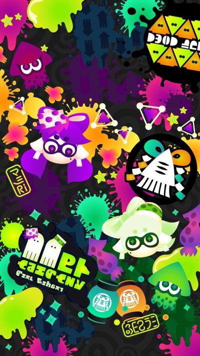 Splatoon wallpaper | Splatoon | Pinterest | Wallpaper, Nintendo and Gaming