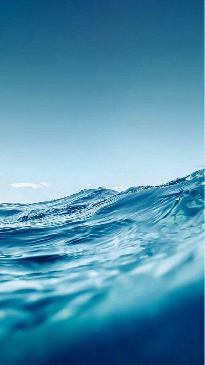 Ocean Wave Close Up #iPhone #6 #plus #wallpaper | iPhone 6 Wallpapers | Pinterest | Ocean waves ...