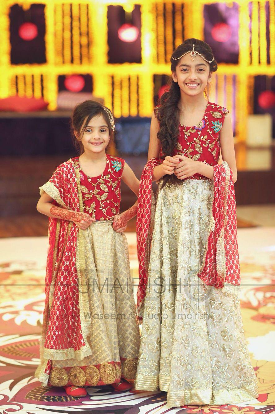 kids wedding dresses Pakistani weddings Pakistani DressesIndian DressesKids