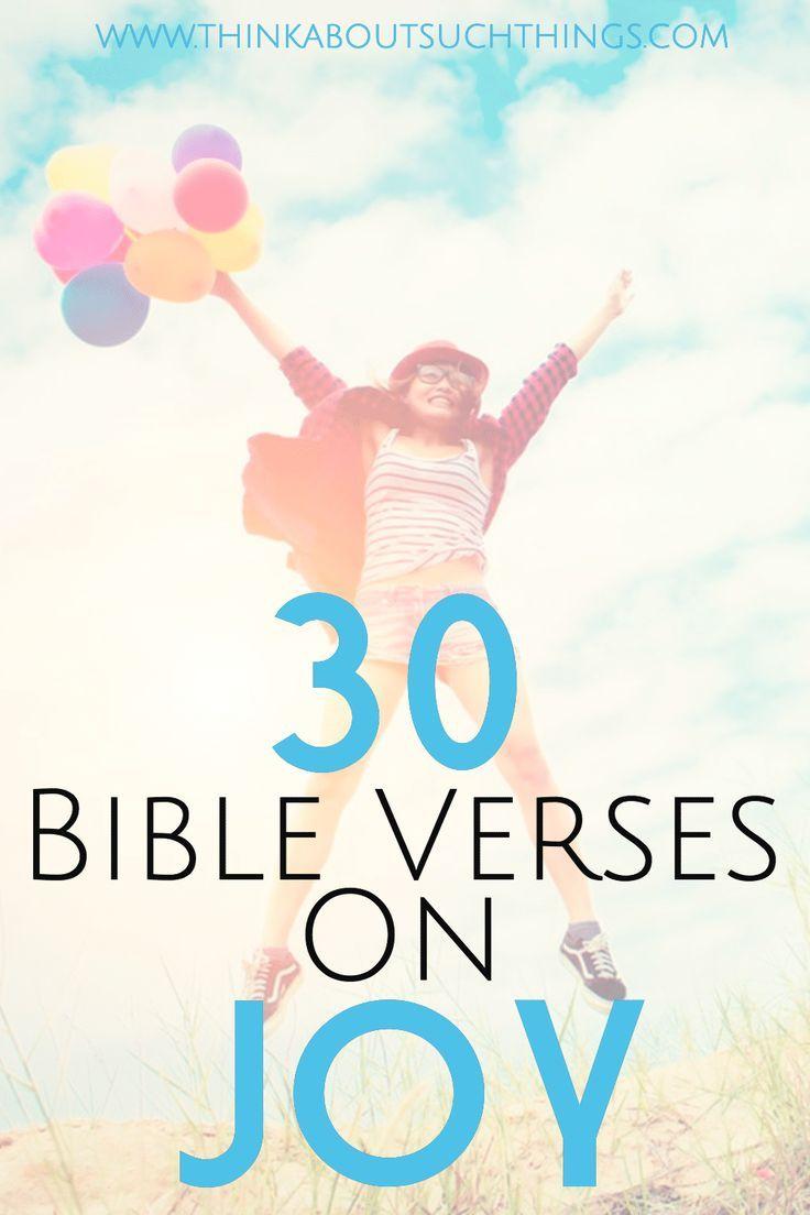 Large Of Scriptures On Joy