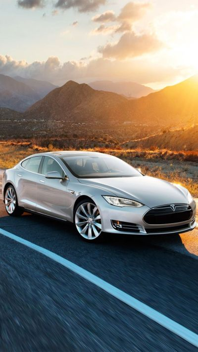 Tesla Model S iPhone 6/6 plus wallpaper   Cars iPhone wallpapers   Pinterest   Cars, Tesla car ...