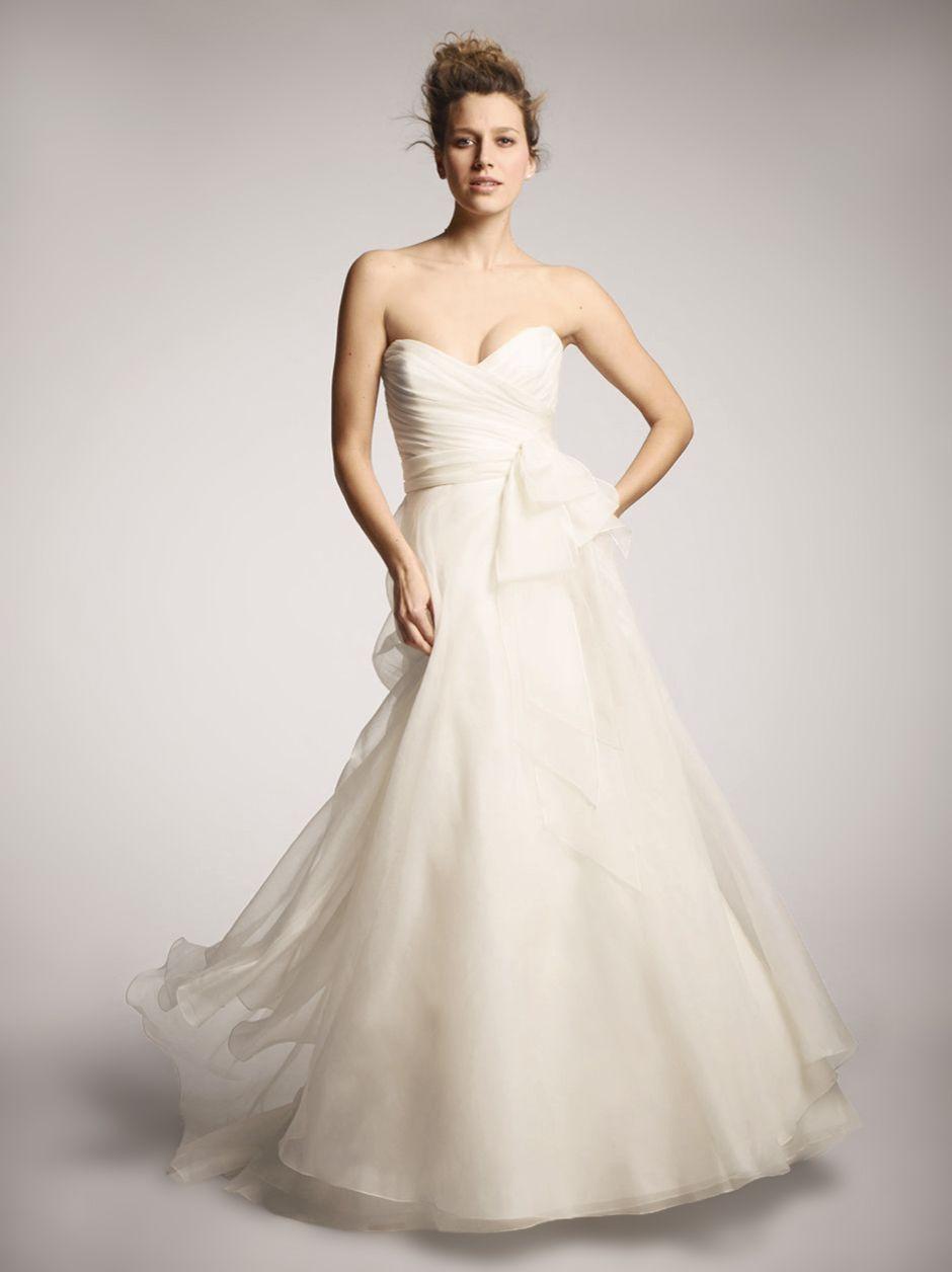 nordstrom wedding dresses NOUVELLE Amsale A line ballgown exclusively at Nordstrom wedding