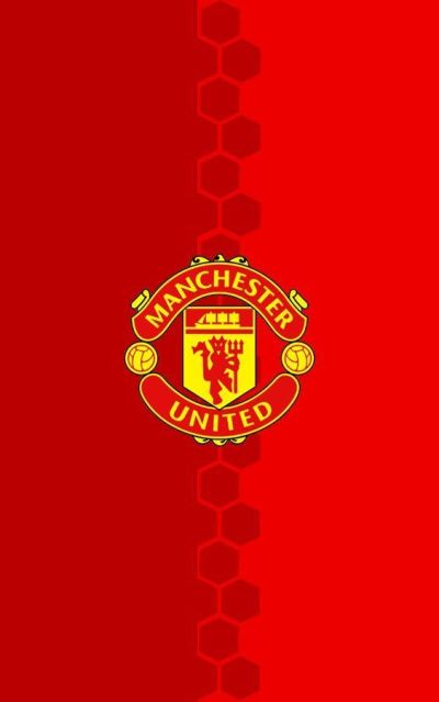Manchester United, (iPhone Wallpaper) | manchester united | Pinterest | Wallpaper, Man united ...
