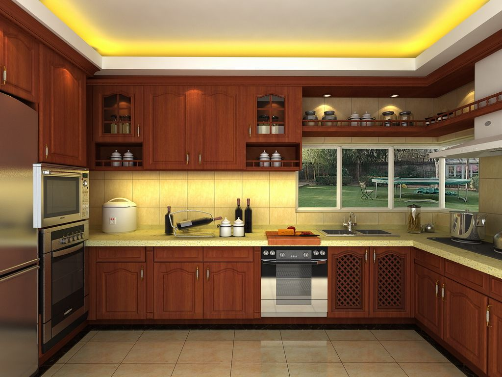 kitchen cabinet layout ideas Kitchen Layout Ideas