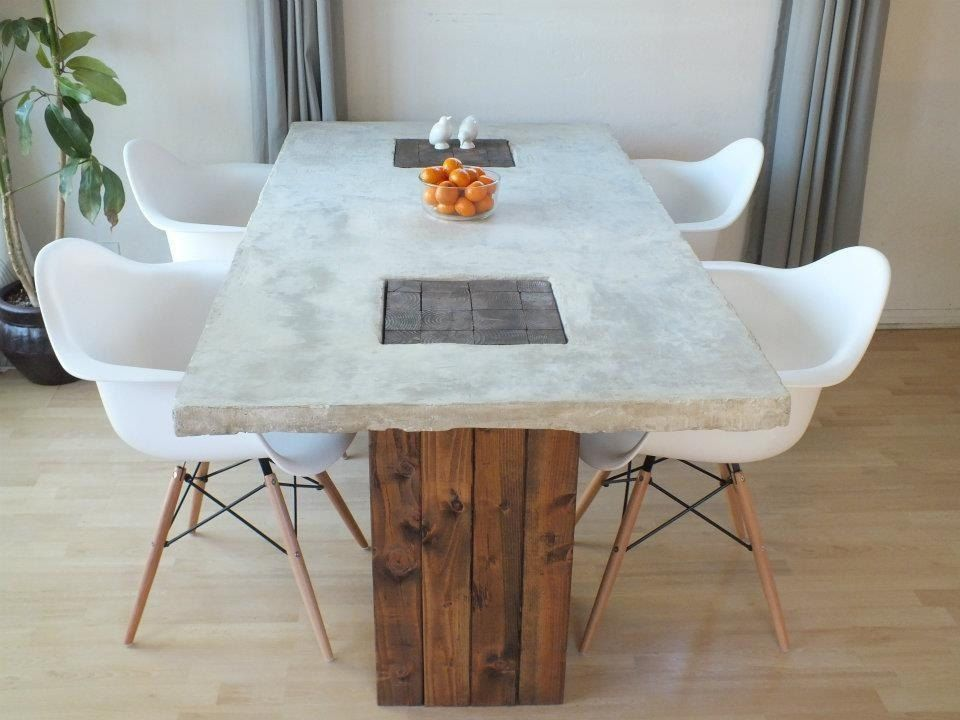 17 best images about large dinning tables on pinterest industrial wood columns and contemporary rustic furniture n