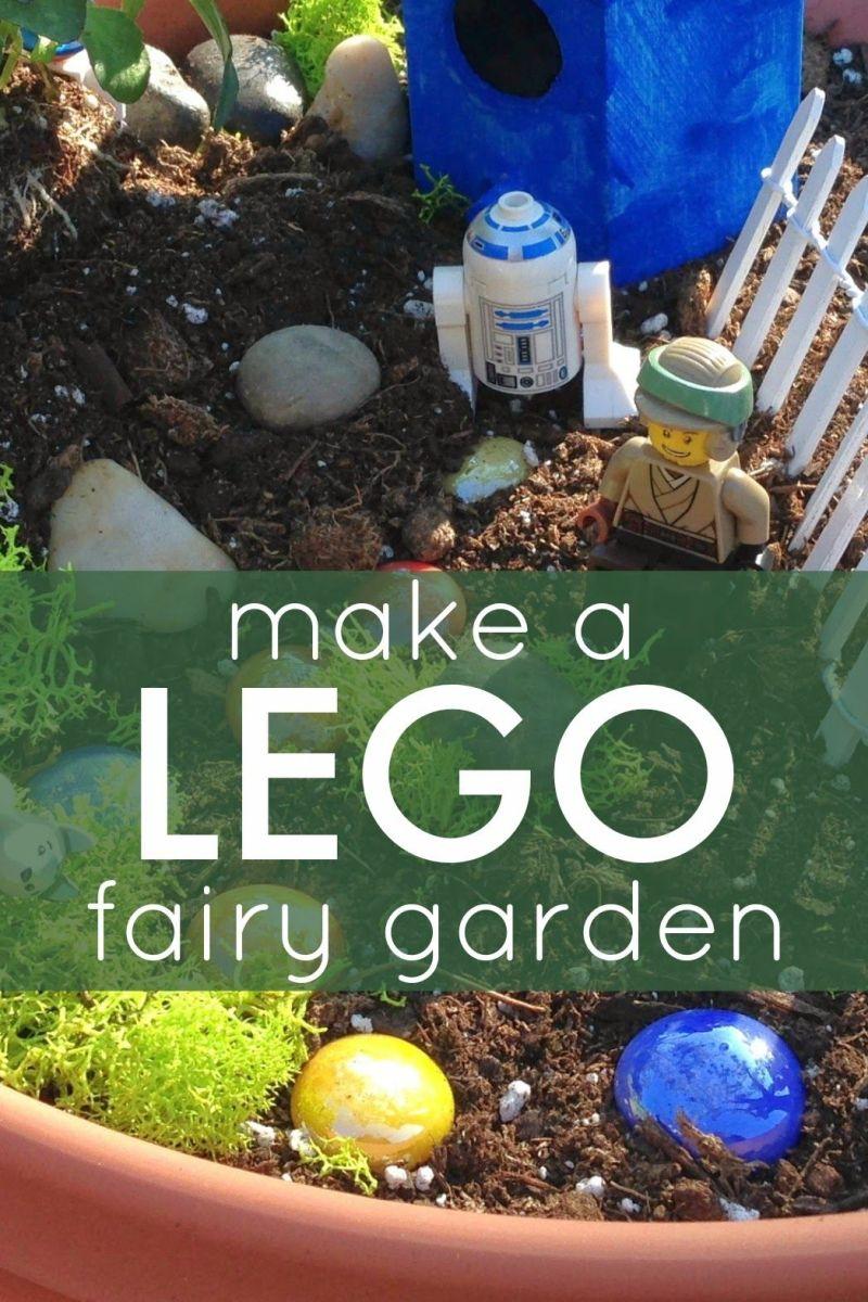 Large Of Diy Fairy Garden For Kids