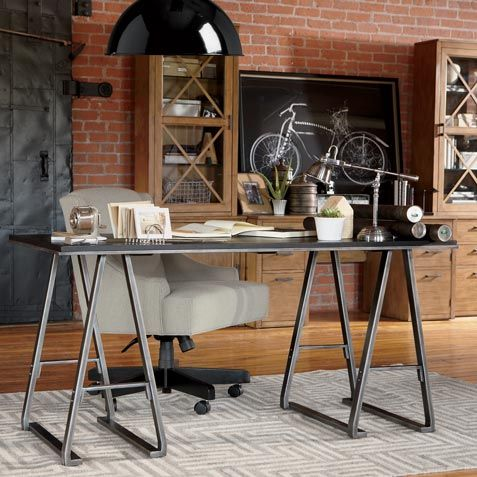 Shop Home Office Furniture At Ethan Allen Ethan Allen Office Furniture52