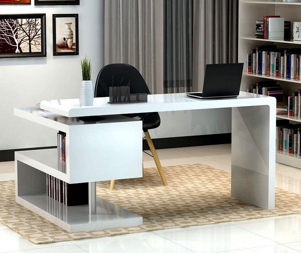 futuristick koncept pro modern office desk kter je ladn do bl a ern barvy furniture d