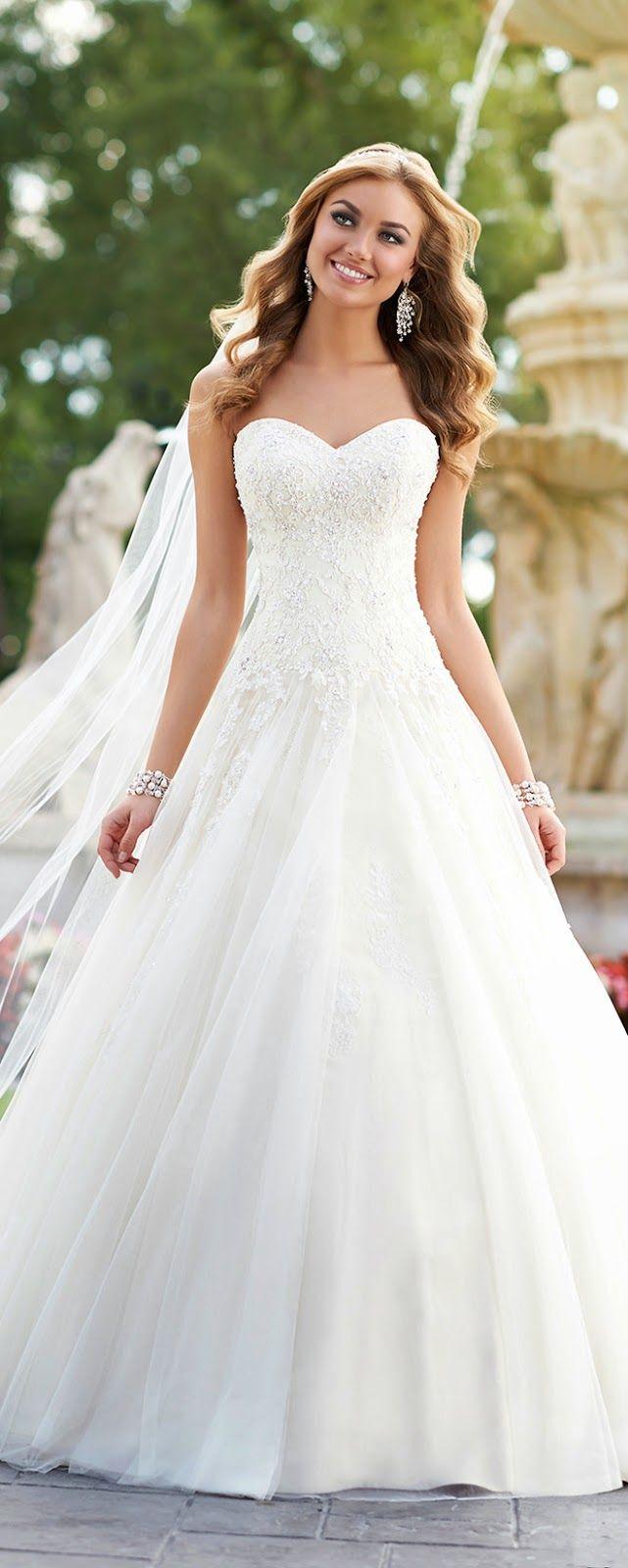 perfect wedding dress Stella York Fall Bridal Collection Weding DressesBest Wedding