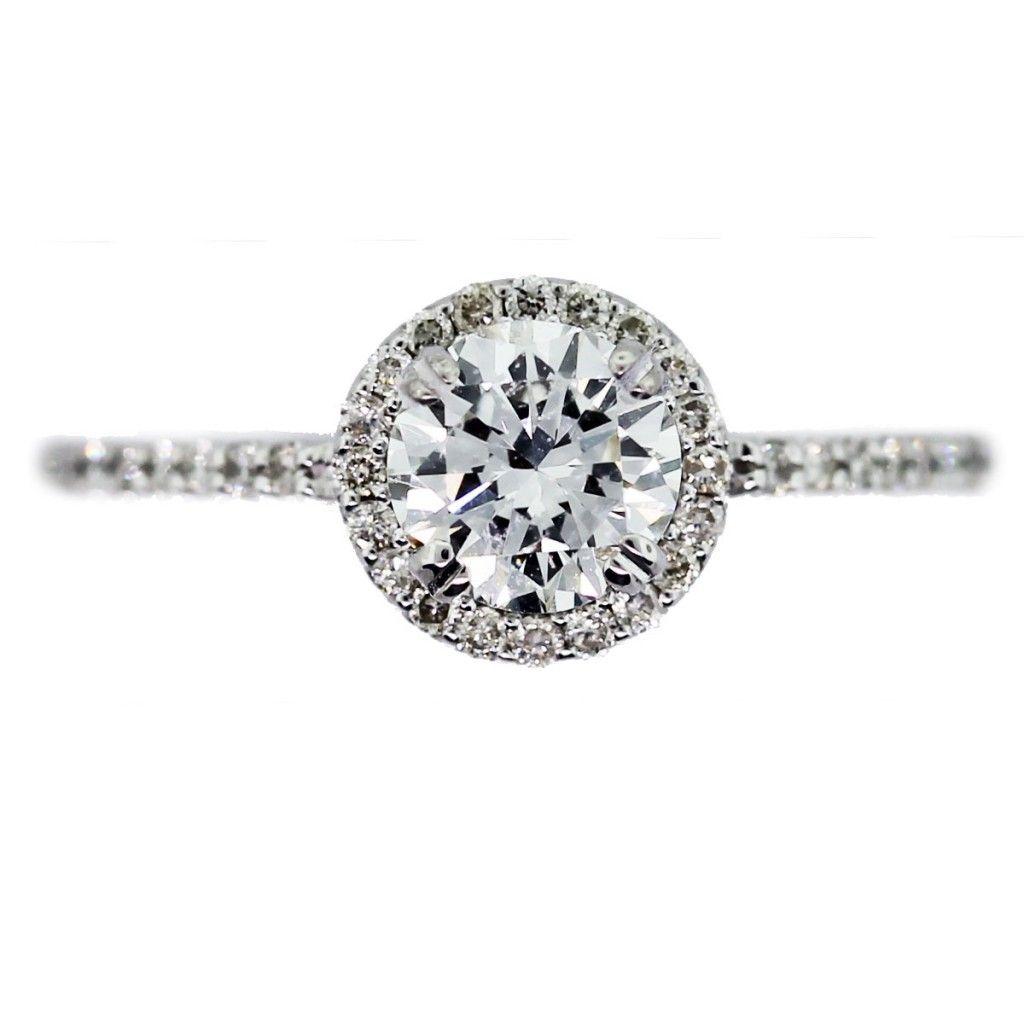 square diamond wedding rings 5 Reasons Why Halo Engagement Rings Rock