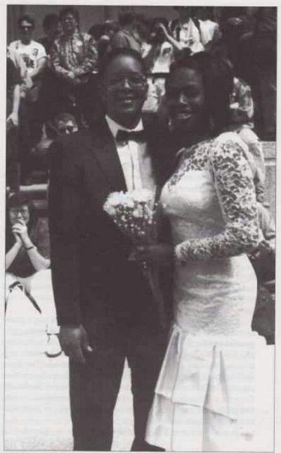 Vintage black lesbian commitment ceremony | Had to Survive ...