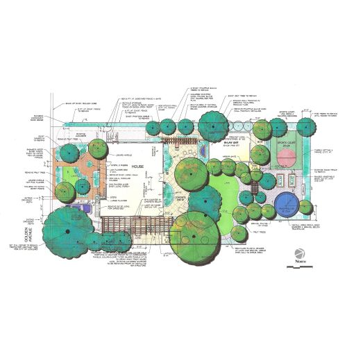 Medium Crop Of Landscape Design Plan