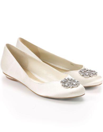 wedding flats amazing designer flat shoes Posts related to amazing wedding wear Bridal flat shoes
