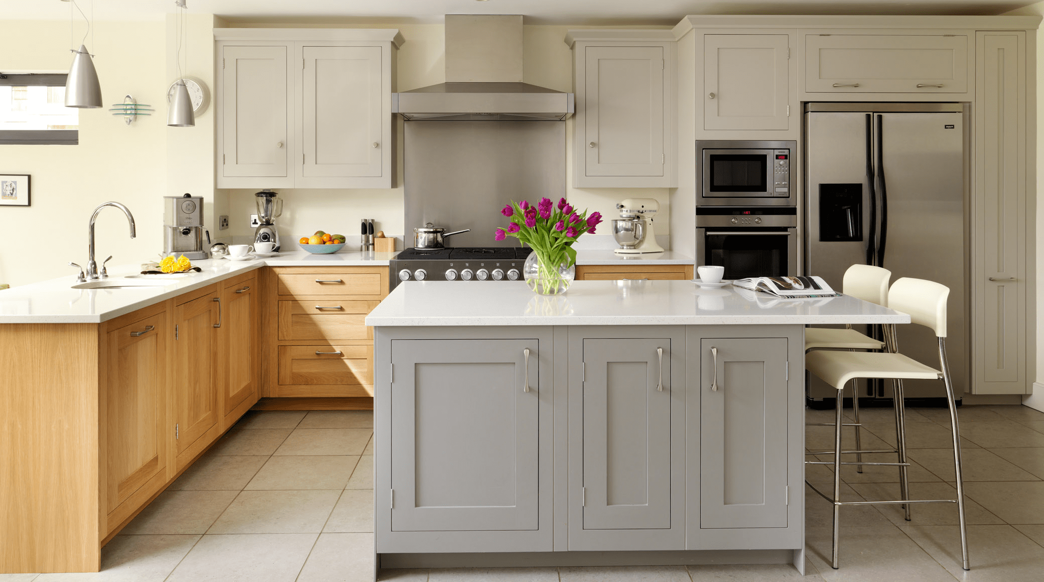 shaker kitchen cabinets birch cabinets and painted cabinets Kitchen Fascinating White Shaker