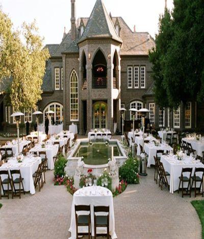 Destination Wedding Venue - Ledson Winery Weddings at The ...