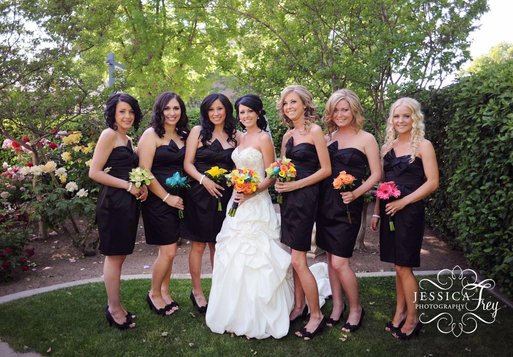 bridesmaid wedding dresses black brides made dresses Bridesmaid dresses 01 Wedding Wednesday Bridesmaid Dresses