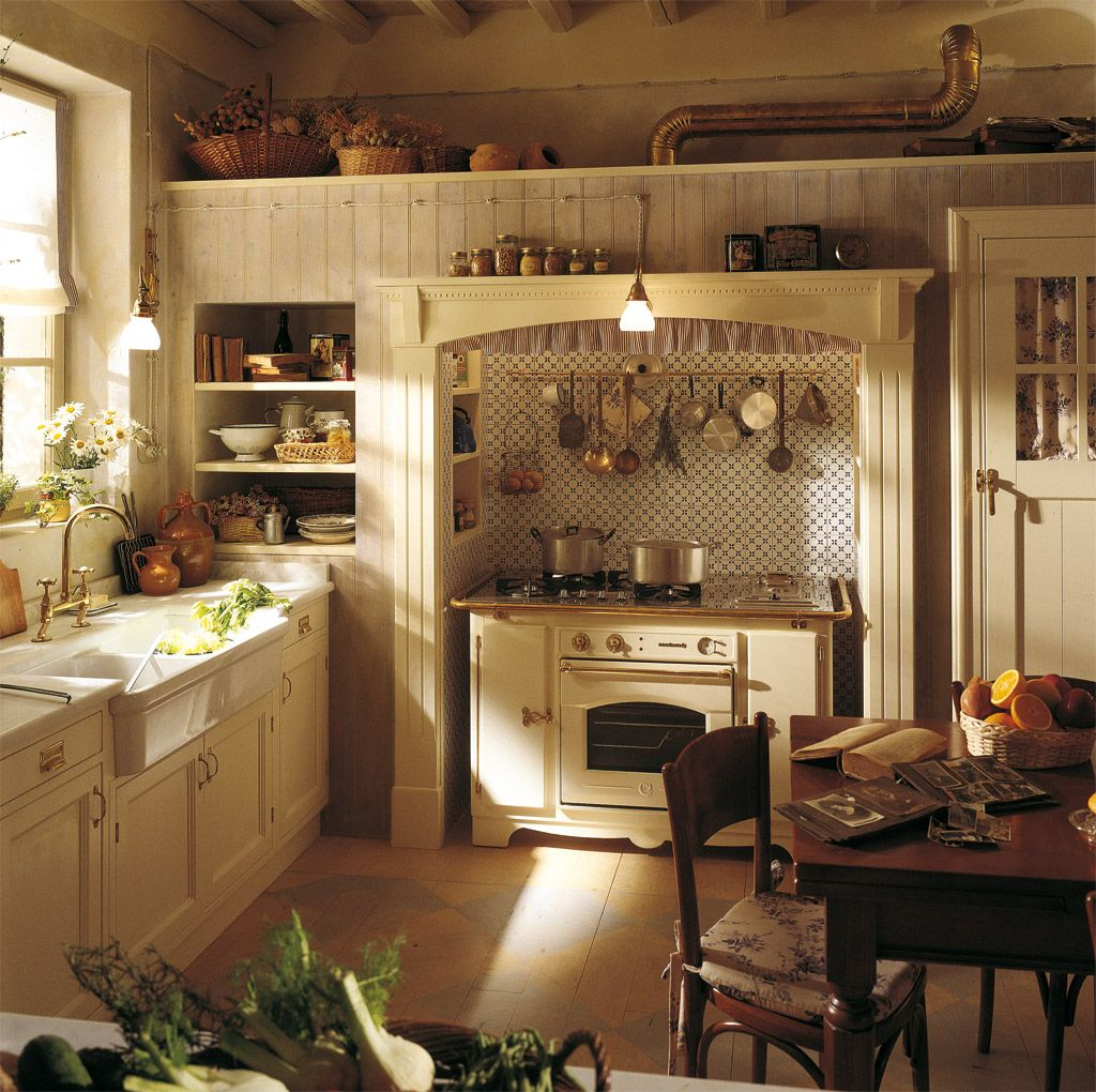 french country kitchen designs English kitchens