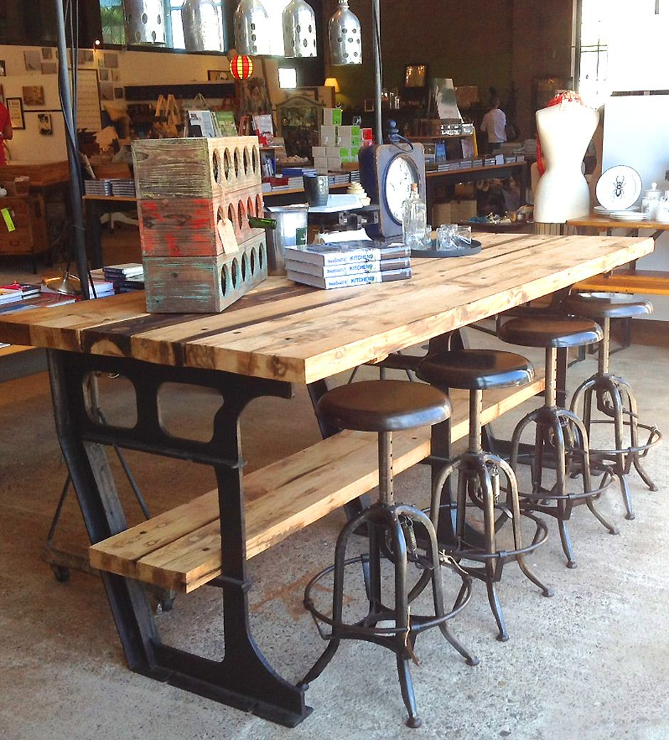 solid wood kitchen tables vintage metal kitchen tables and chairs iron wood industrial vintage worktable kitchen island studio jennifer