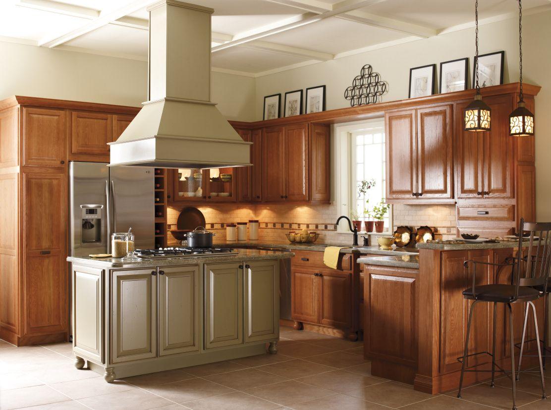 schrock cabinetry kitchen cabinets menards Schrock Kitchens available at The Kitchen Works