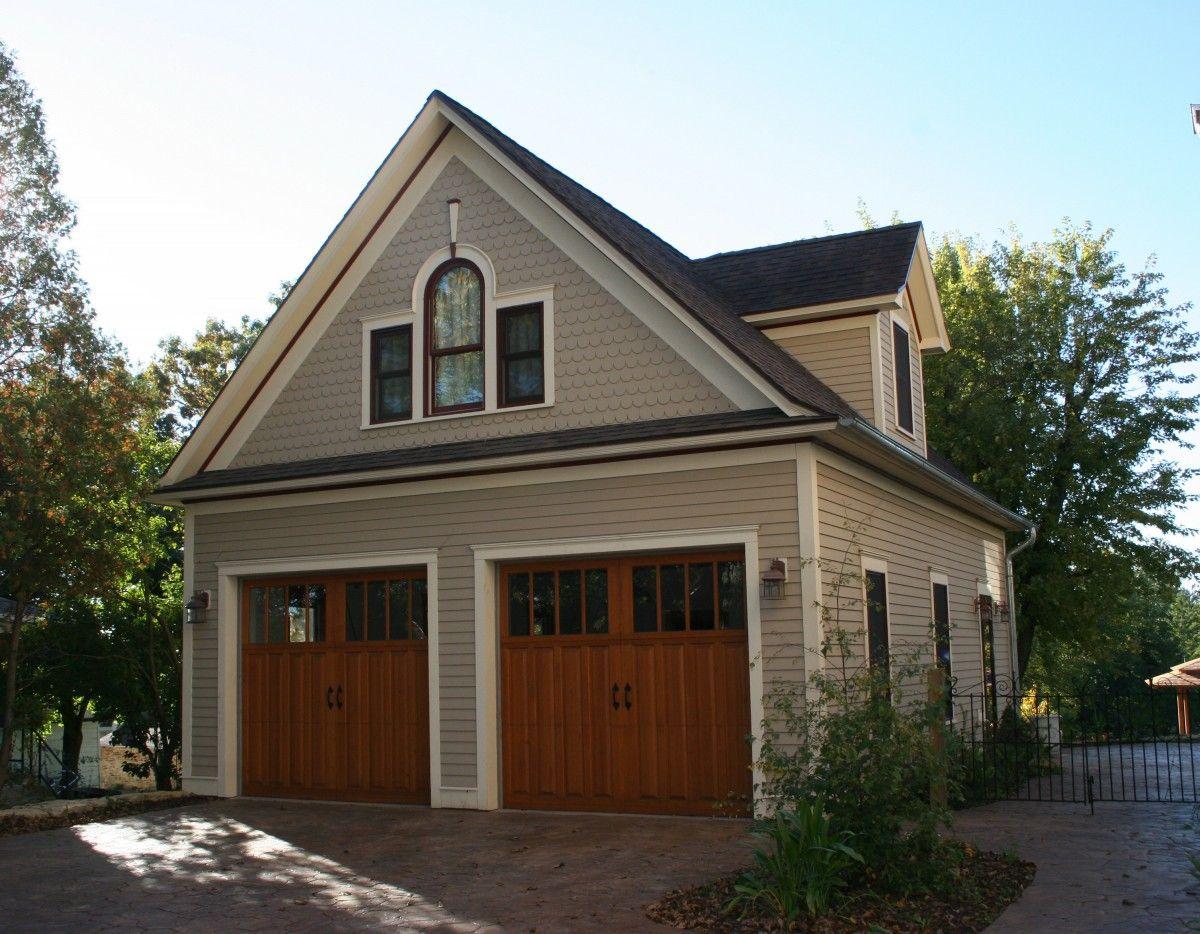 ▻ garage design : Well Being Garage With Loft Apartment Garage ...