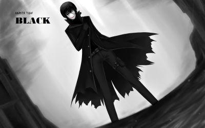 darker than black black reaper wallpaper - Google Search | Darker Than Black | Pinterest | Dark ...