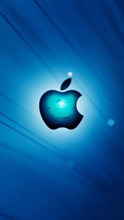 D Apple Logo iPhone Wallpaper iPod Wallpaper HD Free Download | HD Wallpapers | Pinterest ...